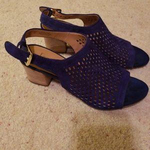 Franco Sarto sandal heels